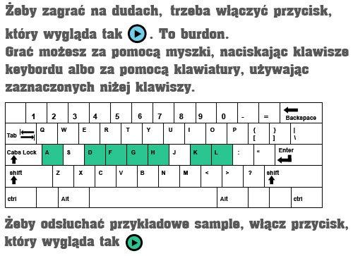 dudy wielkopolskie-legend